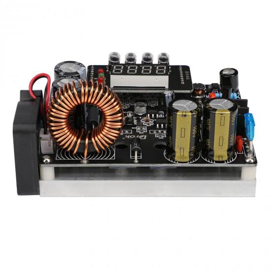 Power Supply Module DC10V~75V to 0~60V 12A 720W Buck Converter/Voltage regulator CNC Control Module DC 12V 24V 36V 48V Adapter
