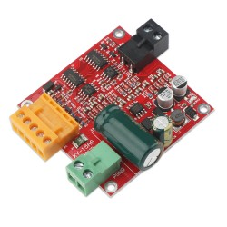 DC Motor Speed Drive Controller Board 9V~36V PWM Stepless Speed Control Module DC 12V 24V 36V Motor Speed Regulator