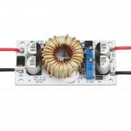 DC Boost Converter,  Power Supply Module/Adjustable Regulator DC 10V~40V to 10~50V 6A 250W Step Up Converter DC 12V 24V CC CV Voltage Regulator Board