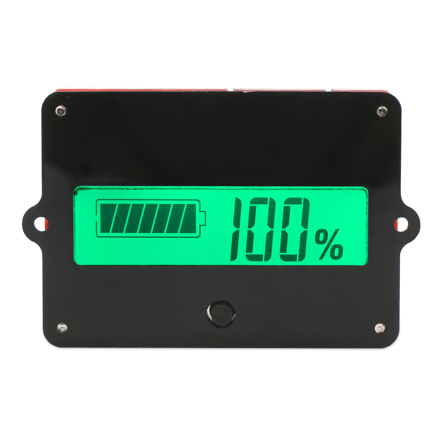 battery monitor meter lcd lead acid lithium ion battery capacity rh droking com