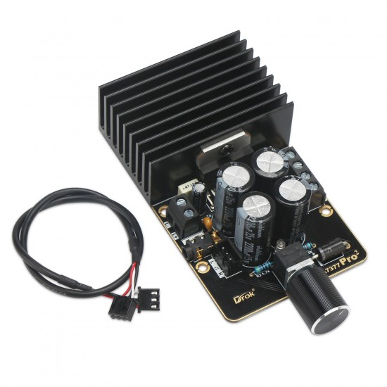 Amplifier Board 35W x 35W DIY Power Amplifier DC 9~18V 12V Audio Stereo Amplifier Board