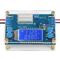 Digital Control Step-down Module DC  6.5-36 V  to 1.2-32V 50W Buck Converter Power Supply Module LCD Display