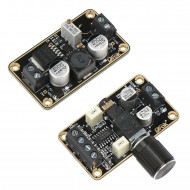 5V Audio Amplifier 5W+5W Stereo Class D Power Amp Board DC 5V Dual Channel PAM8406 Amplifiers & Buck Converter DC 4V-40V Step-Down to DC 1.23V-37V Power Supply Module