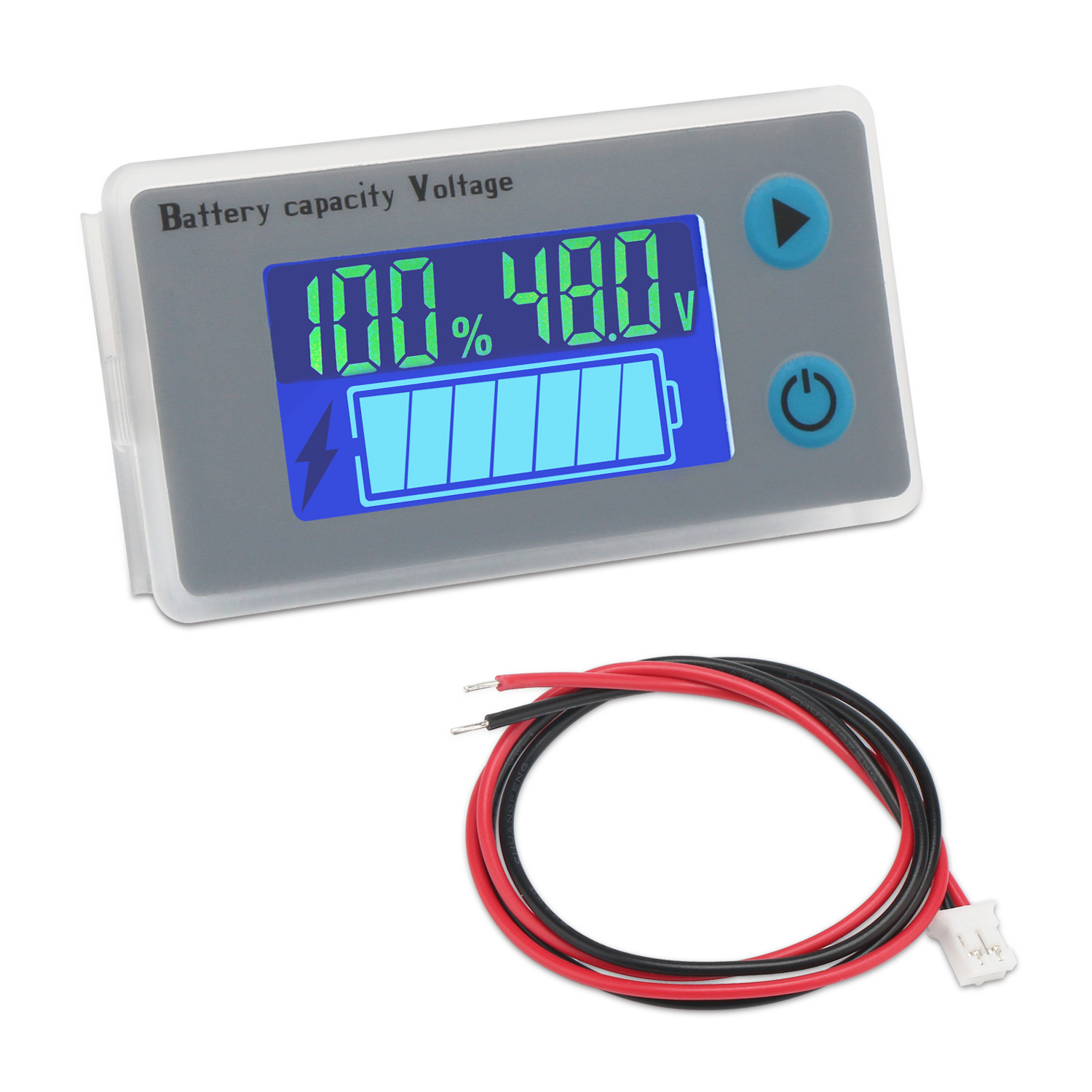 Vert Droking 0,36 Mini Portable Electronique Num/érique Thermom/ètre Indicateur Temperature Meter DS18b20-55 /à 125 ℃ Thermom/ètre Gauge Reader with Probe Sensor Sonde