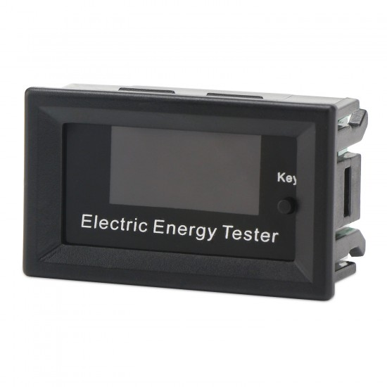 Digital Multi-meter DC 20A 150V Display Voltage/Current/Power/Capacity/Temperature/Resistance/Time Panel Meter