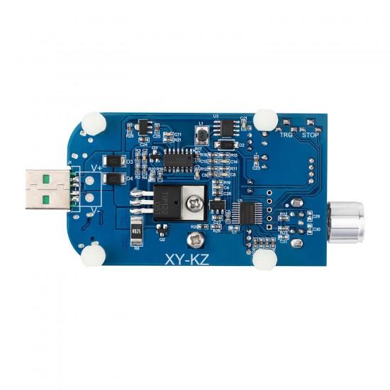 USB Load Tester 35W 5A Electronic Adjustable Constant Current Resistor Battery Voltage Capacity Voltmeter Tester