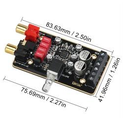 DIY Class-D Amplifier Board DC 8V-26V Power Amp Module 15W+15W 2.0 Dual Channel Audio Amplifier Kit