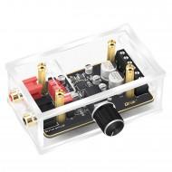 Class D Amplifier Module 2.0 Dual Channel Digital Audio Amp Board 15W+15W  DC 8-26V 12V 24V PAM8620 Power Amp Circuit Board