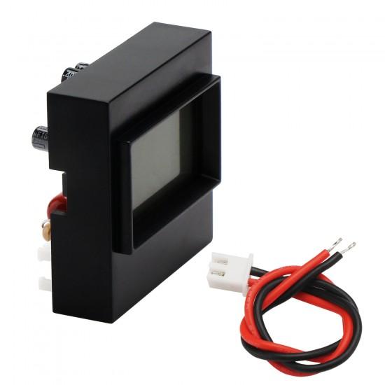 AC Digital Voltmeter 80V-500V Voltage Measuring Monitor Meter LCD Display Voltage Reader Detector