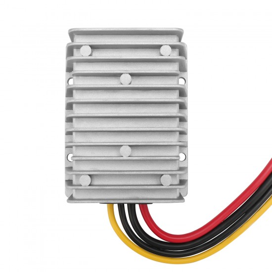 Step Up Voltage Module DC-DC 12V to 24V 20A 480W High Conversion Efficiency Power Supply Volt Boost Regulator