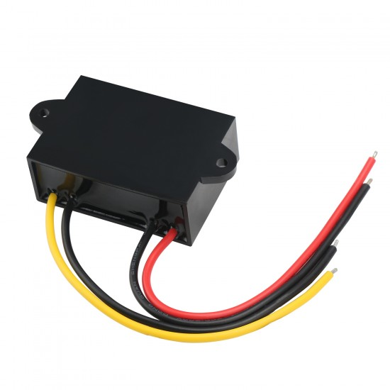 DC Boost Buck Converter 9V-36V to 12V 5A 60W Stabilizer Waterproof Car Auto Step Up/Down LED Display Regulator