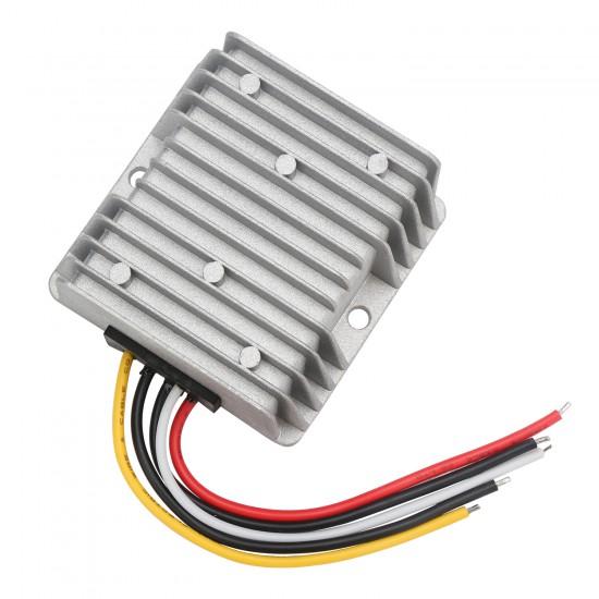DC Auto Buck Converter 20V-72V to 5V 5A 25W Voltage Regulator Waterproof Car Adaptive Cruise ACC Switch Control Transformer