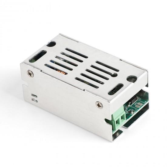 DC Boost Voltage Converter 200W 8-40V to 9-60V 12A Adjustable Voltage Regulator Step Up Board with Aluminum Shell
