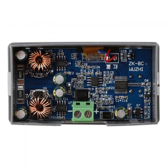 Car Battery Capacity Monitor DC 6V-30V Battery Indicator Percentage Voltage Meter 12v 24v Motorcycle Voltmeter with USB Port