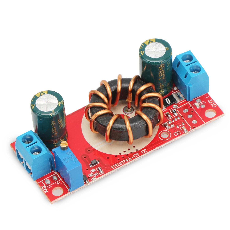 Power Converter Dc 430v To 1230v 10a Buck Supply Module 5v 24v Circuit Voltage Regulator 12v